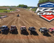 RZR CAMP 2018 stage 1 side by side